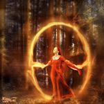 The Fire From Within by HeliusFlame