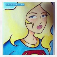 Supergirl 1 of 10 by ChibiCelina