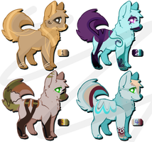 LSP Adoptables - Batch 1: CLOSED by laurasnake