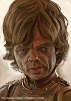 Tyrion Lannister by Jubhubmubfub