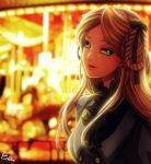 Merry-go-round (Thank you 2110 Watchers) by Esther-fan-world