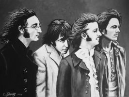 THE BEATLES by Someone-Else79