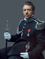Javert in Colour by Tall-Dwarf22