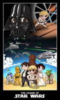 Star Wars: The Wind Waker by MrStaypuft