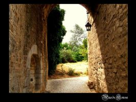 Castle III by anadesousa