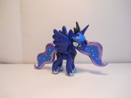 Another Miniature Luna! by EarthenPony
