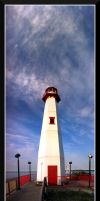Vertical Lighthouse by Grumbles106