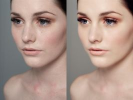 Retouching 9 by chupla