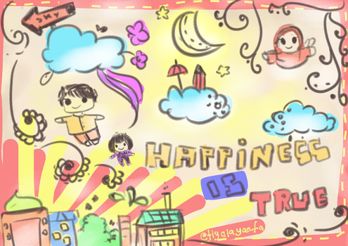 happines is true by fiyalayanfa2
