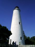 Ocracoke Lighthouse by Vicious-Pink