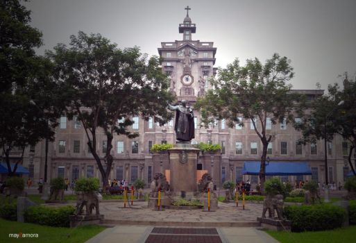 A Glimpse of UST by may1stattitude