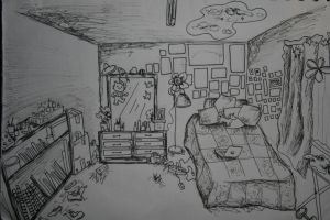 28. a room. by turah