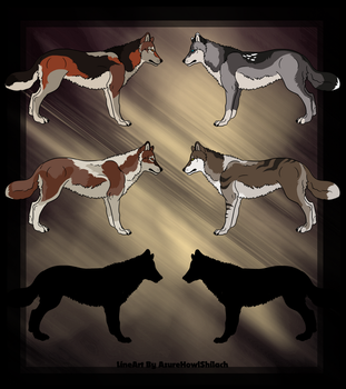 Adoptables 1# 2015 - CLOSED by Cylithren