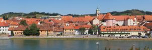 Panorama Maribor by CeaSanddorn