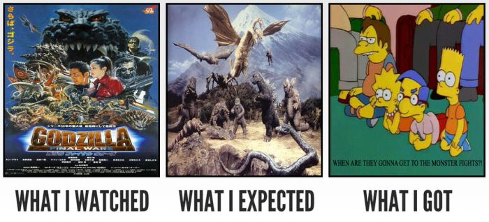 What I Watched. What I Expected. What I Got 15 by horaciosi