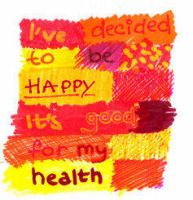 I've decided to be Happy =) (Day 121) by Hedwigs-art