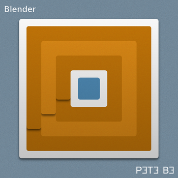 Blender Icon by P3T3B3