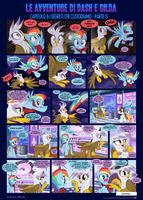 [Italian] Dash Academy 6 - The Secrets We Keep 13 by FiMvisible