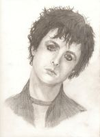 Billie Joe Armstrong by vaccatrea