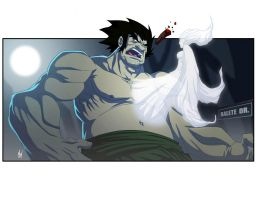 The Ultimate Aswang Battle 02 by Paranoidvin