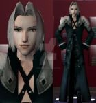 Sephiroth - Sims 2 Character. by guineapiggin