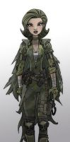 wasteland future soldier type by jimmymcwicked