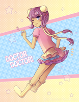 Commission - Doctor Doctor by Firefly-Raye