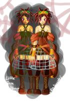 Potential Steam Punk Lolita ONLY for LTH by herakushi
