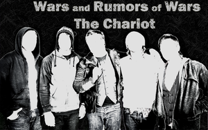 The Chariot Wars Wallpaper by PxlBuzzard