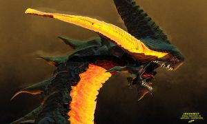 zBahamut HEAD by dopepope