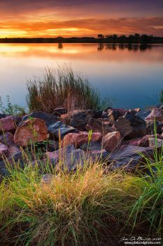 Colors Of An Early August Dawn by kkart
