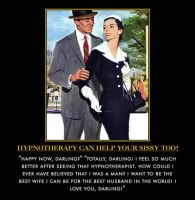 Hypnotherapy can help your sissy too! by p-l-richards