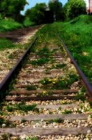 train track to where? by a-beautiful-soul