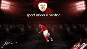 Benfica 2012 - Nolito by JuniorNeves
