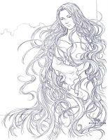 Luthien Tinuviel by cathy-chan