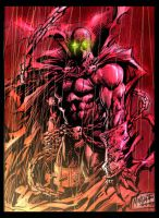 spawn artwork by gammaknight