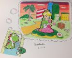 SR: It's All Thanks to You, Yoshi! by Koopakrusher