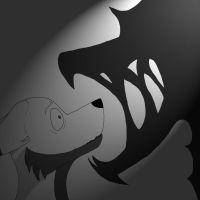 Shadow puppets by XylerTheWolf