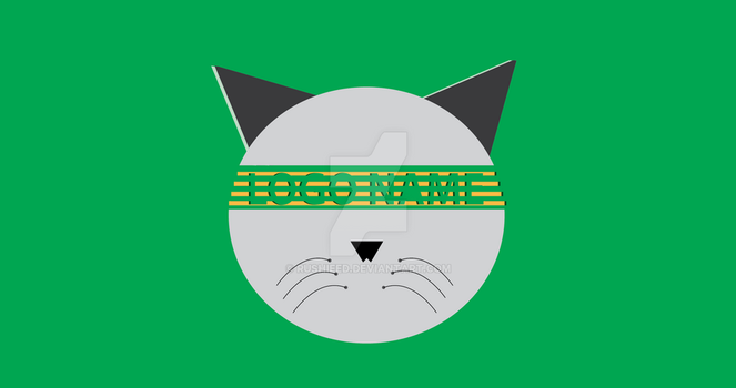 Cats-01 Logo i made a while ago by RUSHIEED
