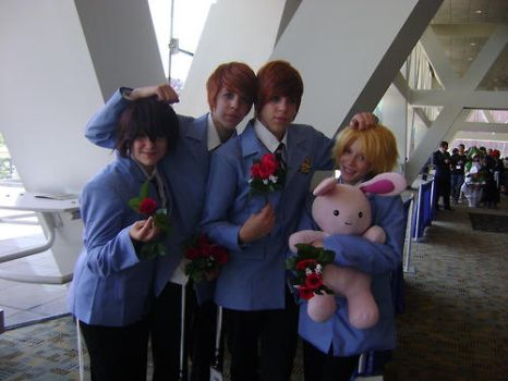 Ouran by ToErrIsHuman