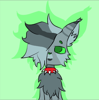Still, no cookies. [Art Trade With Mintieflame] by Lopoicz