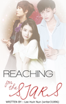 REACHING FOR THE STARS [FANFIC COVER] by miyuki-chan13