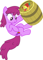 Berry Punch and Barrel Flyiiin' S5E09 by WizE-KevN