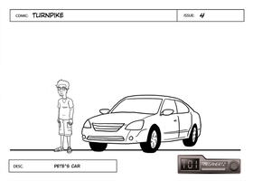 Turnpike Design - Pete's Car by cmbarnes