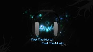 Feel The World, Feel The Music by ShangShan3