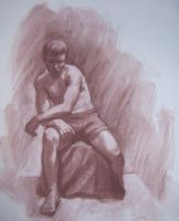 Figure Drawing 8 by lithriel