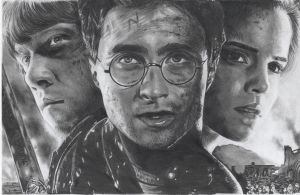 Harry Potter by WeskerGray