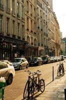 Streets of Paris by RodriguezVillegas