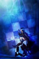 Black Rock Shooter by hybridre