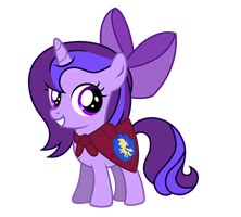 Commission: Princess Stardust by NortherntheStar